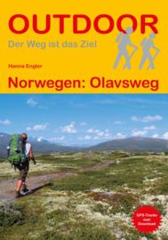 Wandelgids Olavsweg | Conrad Stein Verlag | ISBN 9783866864795
