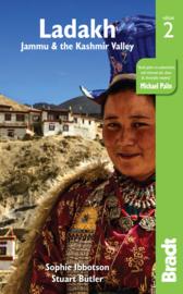 Reisgids Ladakh - Jammu - Kashmir | Bradt  | ISBN 9781784770952