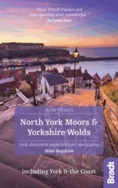 Reisgids North York Moors - Yorkshire Wolds slow travel | Bradt | ISBN 9781784770754
