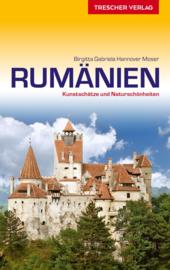 Reisgids Roemenië  - Rumanien entdecken  | Trescher Verlag | ISBN 9783897944596