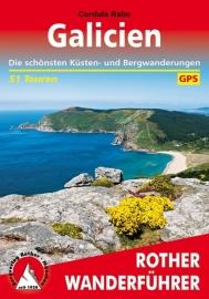 Wandelgids Galicië - Galicien | Noordwest Spanje | Rother verlag | ISBN 9783763344284