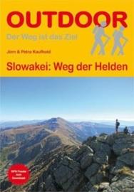 Wandelgids - Trekkinggids Weg der Helden | Conrad Stein Verlag | ISBN 9783866863880