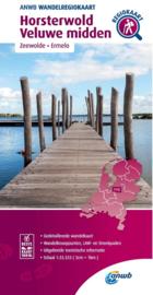Wandelkaart Horsterwold - Veluwe Midden | ANWB | 1:33.333 | ISBN 9789018046538