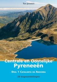 Wandelgids Pyreneeën - Centrale en Oostelijke deel 1 | Elmar | ISBN 9789038925196