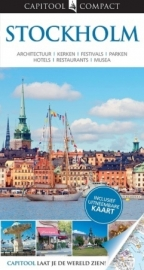 Stadsgids Stockholm | Capitool Compact | ISBN 9789000323968