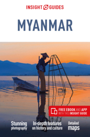 Reisgids Myanmar (Burma) | Insight Guides | ISBN 9781789191400
