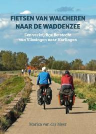 Fietsgids Fietsen van Walcheren naar de Waddenzee | Elmar | ISBN 9789038928111