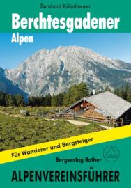 Klimgids-Trekkinggids Berchtesgadener Alpen Alpin AVF | Rother Verlag | 9783763311279