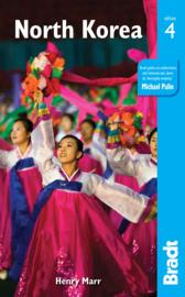 Reisgids North Korea | Bradt | ISBN 9781784770945
