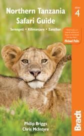 Reisgids Northern Tanzania | Bradt | ISBN 9781784770372