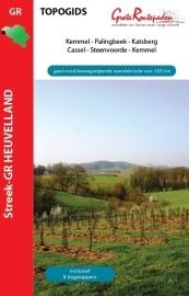 Wandelgids Streek GR Heuvelland | Grote Routepaden | ISBN 9789081396424