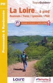 Wandelgids La Loire a Pied | FFRP | Wandelen in de Loirestreek | ISBN 9782751409905