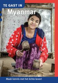 Reisgids Myanmar | Te gast in  - Informatie Verre Reizen | ISBN 9789460160714