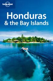 Reisgids Honduras & the Bay Islands | Lonely Planet | ISBN 9781741048865