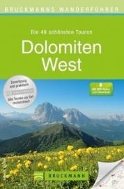 Wandelgids Dolomiten West | Bruckmann Verlag | ISBN 9783765458927