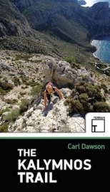 Wandelgids The Kalymnos Trail | Terrainmaps | ISBN 9786185160012