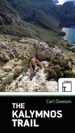 Wandelgids The Kalymnos Trail   Terrainmaps   ISBN 9786185160012