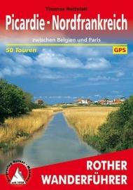 Wandelgids Picardie – Noord Frankrijk tussen België en Parijs | Rother Verlag | ISBN 9783763344567