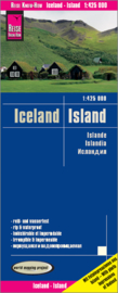 Wegenkaart IJsland - Island | Reise Know How | 1:425.000 | ISBN 9783831773022