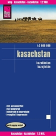 Wegenkaart Kazachstan | Reise Know How | 1:2 miljoen | ISBN 9783831771370