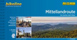 Fietsgids Mittellandroute - 1068 km. | Bikeline | ISBN 9783850007245