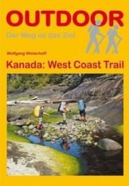 Wandelgids - Trekkinggids West Coast Trail | Conrad Stein Verlag | ISBN 9783866860292