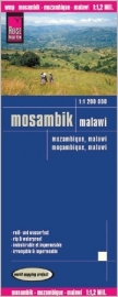 Wegenkaart Mozambique / Malawi | Reise Know How | 1:2 miljoen | ISBN 9783831773572
