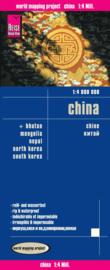Wegenkaart China   Reise Know How   1:4 miljoen   ISBN 9783831773756