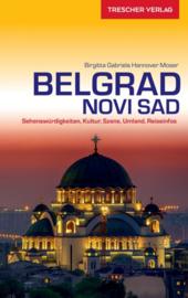Stadsgids - reisgids Belgrado - Novi Sad | Trescher Verlag | ISBN 9783897944527