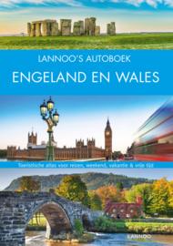 Reisgids Engeland en Wales | Lannoo's Autoboek | ISBN 9789401451765