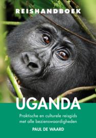 Reisgids Oeganda - Uganda | Elmar reishandboek | ISBN 9789038925349