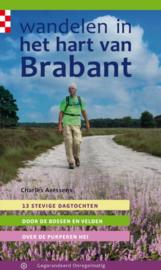 Wandelgids Wandelen in het hart van Brabant | Gegarandeerd Onregelmatig | ISBN 9789078641650