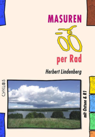 Fietsboek Masuren per Rad | Kettler Verlag | Polen | ISBN 9783932546433