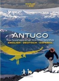 Wandelkaart Antuco | Travel & Trekking map ViaChile Editores | 1:50.000 | ISBN 9789568925192