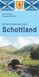 Campergids Schotland | Womo 33 | ISBN 9783869033358