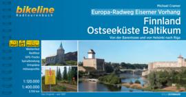 Fietsgids Europa-Radweg Eiserner Vorhang 1 Finnland / Ostseeküste Baltikum- 3700 km. | Bikeline | ISBN 9783850007375