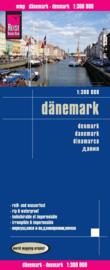 Wegenkaart Denemarken - Dänemark | Reise Know How | ISBN 9783831773558