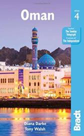 Reisgids Oman | Bradt Guide | ISBN 9781784770204