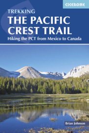Wandelgids The Pacific Crest Trail - from Mexico to Canada | Cicerone | ISBN 9781852849207