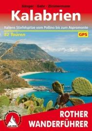 Wandelgids Kalabrien | Rother Verlag | Calabrië | ISBN 9783763344031