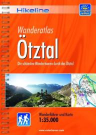 Wandelgids Ötztal | Hikeline | ISBN 9783850005289