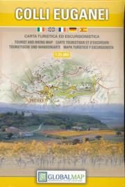 Wandelkaart Colli Euganei | Global Map | 1;25.000 | ISBN 9788879148979