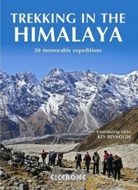 Wandel- & Trekkinggids Trekking in the Himalaya | Cicerone | ISBN 9781852846053