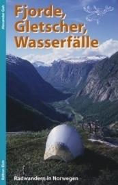 Fietsgids Noorwegen : Fjorde, Gletscher, Wasserfälle | Edition Elch |  ISBN 9783937452111