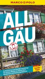 Reisgids Allgäu | Marco Polo - Duitstalig | ISBN 9783829749022