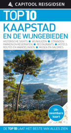 Stadsgids Kaapstad & de Wijngebieden | Capitool Top 10 | ISBN 9789000354214