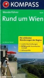 Wandelgids Rondom Wenen - Rund um Wien | Kompass | ISBN 9783850262354