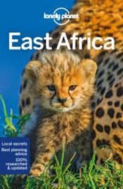 Reisgids East Africa | Lonely Planet | Uganda, Kenia, Tanzania, Rwanda, Burundi, Rep. Congo | ISBN 9781786575746