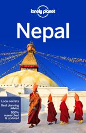 Reisgids Nepal   Lonely Planet   ISBN 9781786570574