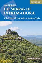 Wandelgids The Sierras of Extremadura | Cicerone | ISBN 9781852848484